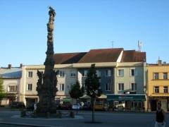 Hotel Peliny, Tyršovo náměstí.